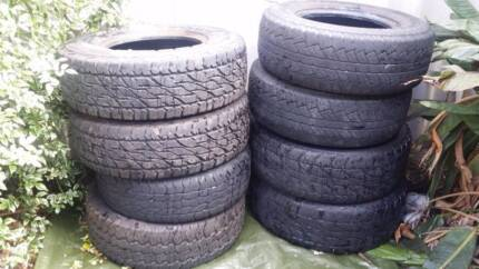4wd free tyres 16 inch Swan Area Preview