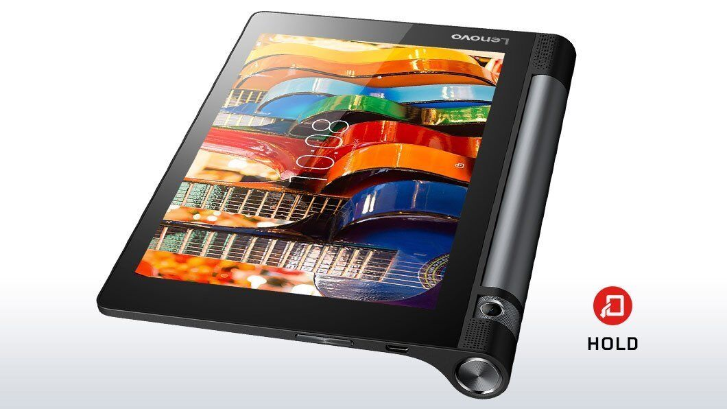 "Lenovo Yoga Tab 3 8"" WXGA Tablet 1.3GHz 1GB 16GB SSD Android 5.1 ZA090008US A"