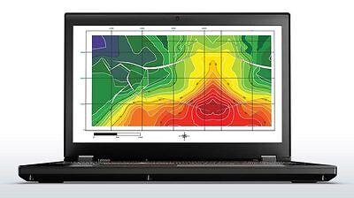 Lenovo ThinkPad P50 i7-6820HQ IPS 16GB 1TB PCIe SSD M1000M Workstation Laptop