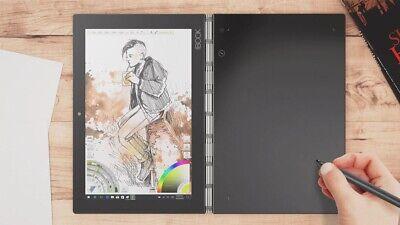 Lenovo Yoga Book 64GB, Wi-Fi, 10.1in - Carbon Black (Windows 10)