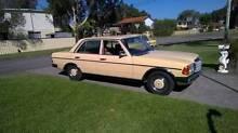 1980 Mercedes-Benz 300 Sedan Lemon Tree Passage Port Stephens Area Preview