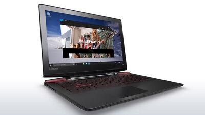 Lenovo IdeaPad Y700 UHD 4K Laptop: Core i7-6700HQ, 16GB RAM, 256GB SSD + 1TB HDD