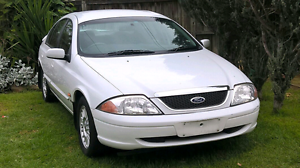Ford fairmont 2000 Model AUII 116143 ks Swap/Sell Werribee Wyndham Area Preview