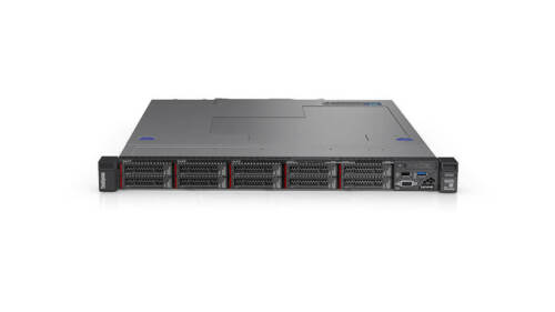 "NEW Lenovo ThinkSystem SR250 7Y52-CTO 3.5"" OPEN BAY *BUILD TO ORDER!*"