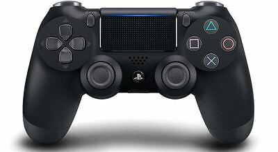 Sony PlayStation 4, PS4 Wireless Controller (Genuine) Black