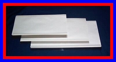 30 pack Brodart Just-a-Fold III Archival Book Jacket Covers - Popular Pack