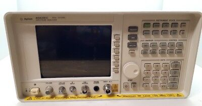 Agilenthp-spectrum Analyzer 8562ec