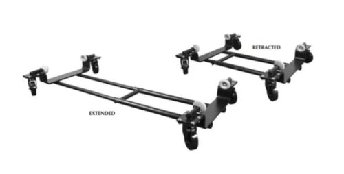 "Schaff Heavy Duty Upright Piano Dolly for Pianos Up to 18"" in depth"