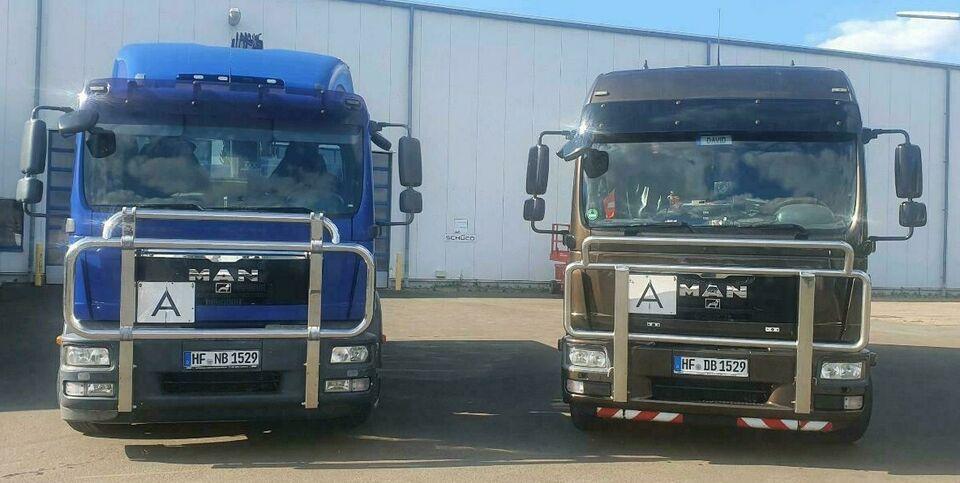 Transporte Entsorgungen Entrümpelungen Umzüge LKW Kran vorhanden in Bünde