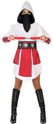 Kostüm Frau ASSASSIN'S Creed Templer M/L 40/42 Heroes Ninja Ritter