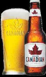 Molson Canadian Beer Items