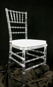 Chivari Chair Rental 4 Delivery Or Pick Up