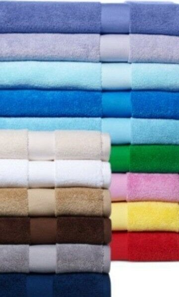 NEW Ralph Lauren Wescott Bath Towel Collection 100% Plush Co