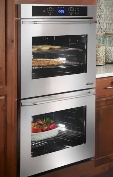 Top 10 double wall ovens ebay for High end wall ovens