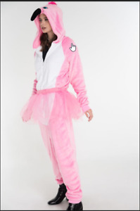 Costume flamant rose gr. L