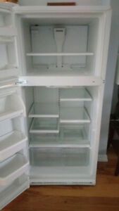 Fridge for sale with warranty.