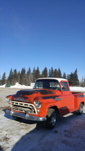 57 Chevy Pick-up