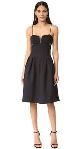 Kendall and Kylie Black Cami Dress