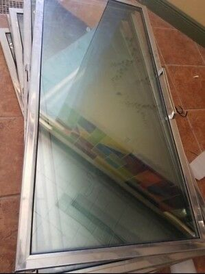 Thermo Glass Doors For Walking Cooler Or Freezer 29x60