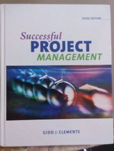 Successful Project Management, 3rd Edition, Gido & Clements