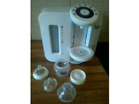 Tommee Tippee Perfect Prep baby bottle maker in excellent condition