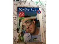 AQA Chemistry A2 text book old spec