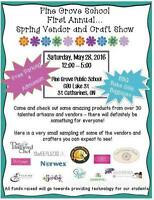 Pine Grove Spring Vendor and Craft Show