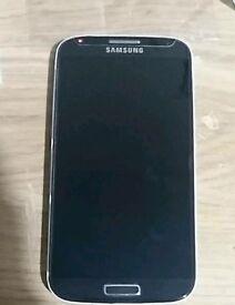 Sale or Swap Samsung S4 16GB Unlocked