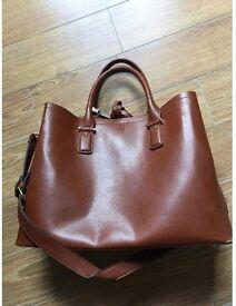 Brown handbag - 10£