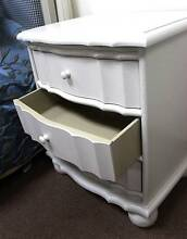 Stock clearance!!--Brand new bedside table white for sale(C001W) Wayville Unley Area Preview