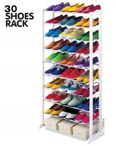Zapatero vertical 30 pares zapatos zapatillas deportivas for Zapatero para 30 pares de zapatos