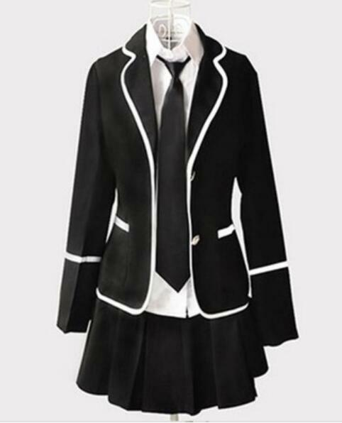 Купить Unbranded - Hot Children Girls Coat Jacket School Uniform Mixed Cosplay Skirt Suits Students