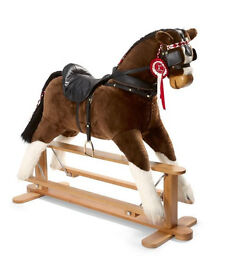 Stunning large rocking horse from Mamas and Papas