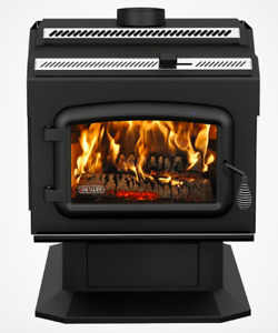 New Drolet HT 2000 Xtra large Woodstove