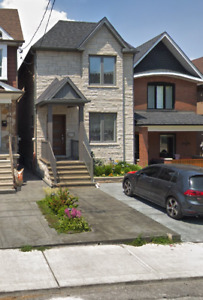 Dufferin and St clair area house for rent 3200 plus utilities