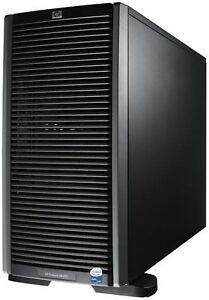 HP PROLIANT ML350 G6 TOWER SERVER - USED