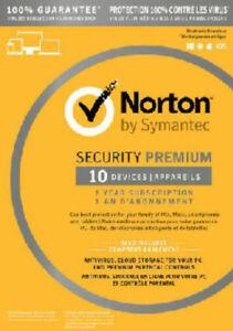 Norton Antivirus / Windows 10