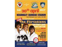 The Flirtations £10