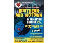 Northern and Motown and Live Act