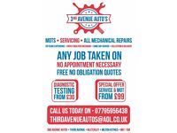 NEED YOUR CAR FIXED? Over 20 yrs experience. local collection and delivery service. TEL: 07795956438