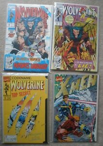 Thor, X-Men, Wolverine + , 19 Marvel Comics 20+ years old