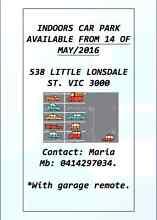 INDOORS CAR PARK IN MELBOURNE CBD Docklands Melbourne City Preview