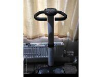 Vibration plate - workout machine