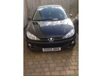 Peugeot 206 sport good first car