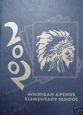 2002 Michigan Avenue Elementary Cleveland Tn Yearbook