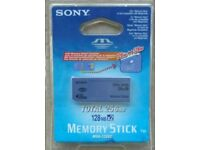 Sony 256mb memory stick