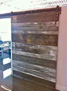 Sliding Doors, Hardware, Mantels and Home Decor @ Loft Doors