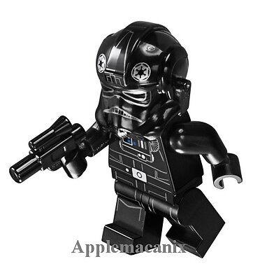 New Lego Star Wars 75056 Hoth Advent 2014 Tie Fighter Pilot Minifigure Figure