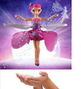 Kid Gift Toy FlyingFairyDoll Infrared Induction Control by hand