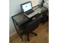 Computer table & stand